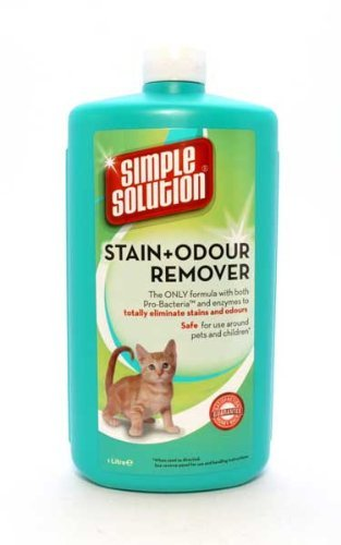 carpet cleaning solution for pet urine