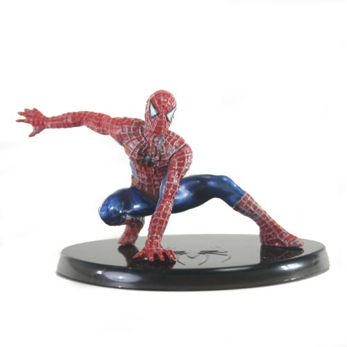 Picture of Bandai Chozoukei Damashii Spiderman 3 Trading Figure - Spiderman (B0052ZFWSI) (Spider-Man Action Figures)