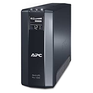 APC BR1000G Back-UPS Pro 1000 Uninterruptible Power Supply