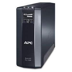 APC BR1000G Back-UPS Pro 1000VA 8-outlet Uninterruptible Power Supply (UPS)