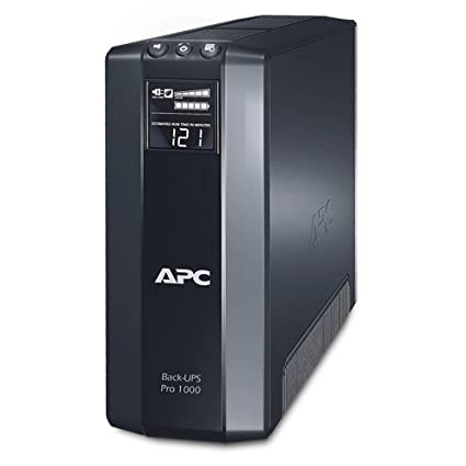 APC UPS Model: BR1000G-IN 1 KVA Built in Battery