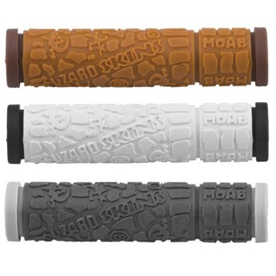 Lizard Skins North Shore Dual Compound Bicycle Handle Bar Grips