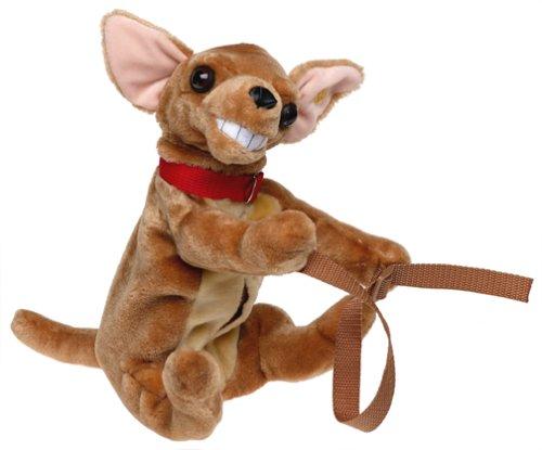 Novelty Gag Plush Humping Dog - Humphrey the Humping Mutt