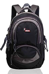 F Gear F Gear Storm Black Grey Laptop Backpack