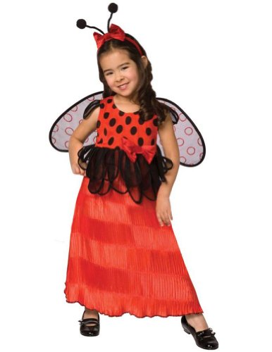 Baby-Toddler-Costume Lady Bug Toddler Costume 3-4 Halloween Costume