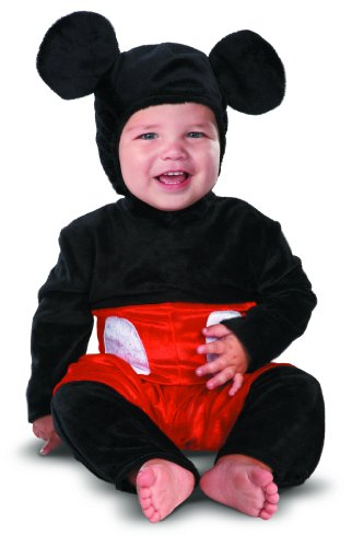 Disguise Costumes Mickey Mouse Prestige Infant