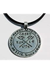 King Solomon Seal Jewish Amulet for Students