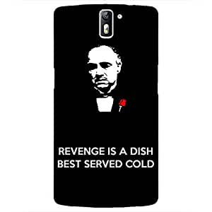 Jugaaduu The Godfather Back Cover Case For OnePlus One