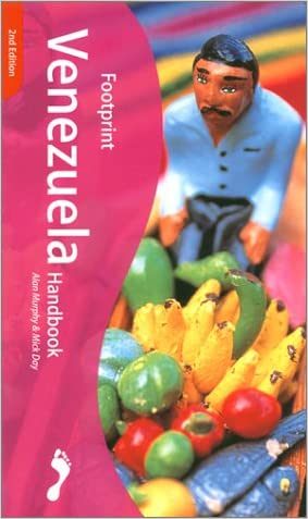 Footprint Venezuela Handbook : The Travel Guide