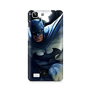 Ebby Batman in DC Universe Premium Printed Case For Vivo X5