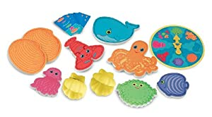 Melissa & Doug Sunny Patch Seafood Sandwich Stacking Game from Melissa & Doug