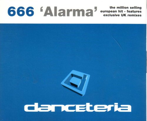 666 - Alarma [Vinyl Single] - Zortam Music