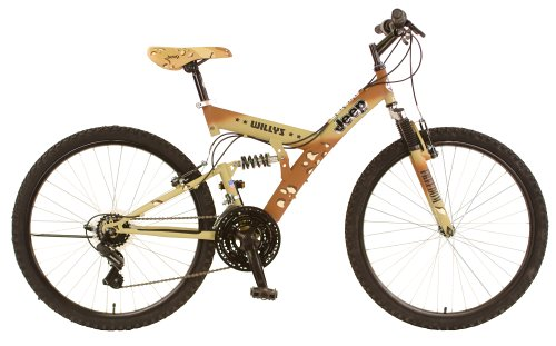 Jeep Willys Freedom 26-Inch Mountain Bike