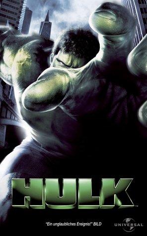 Hulk [VHS]
