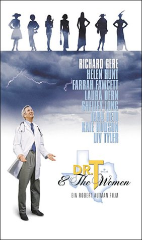 Dr. T and the Women [VHS]