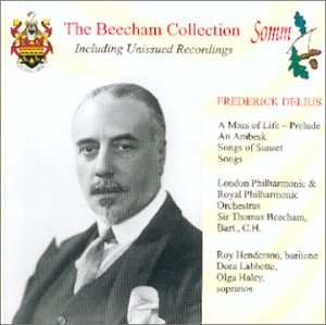 Beecham Collection: Delius