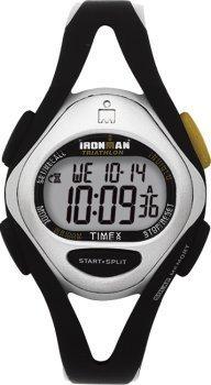 Timex Women's T59201 Ironman Triathlon Sleek 50-Lap Resin Strap Watch