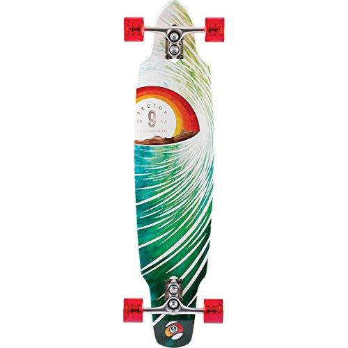 sector-9-horizon-complete-skateboard-green