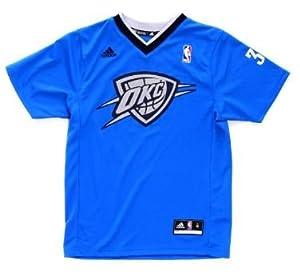 Kevin Durant Oklahoma City Thunder #35 NBA Kids Sizes 4-7 Short Sleeve Jersey by adidas