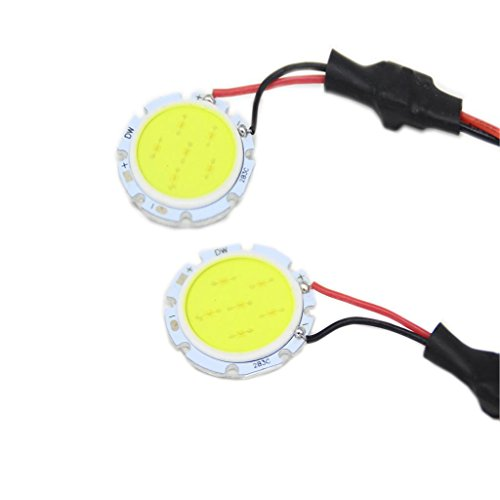 Generic High Power Extreme Bright T10 Ba9S 31Mm 36Mm 42Mm 6W Cob Led Panel For Car Interior Dome Map Lights Lamp Replacement Bulbs Color White