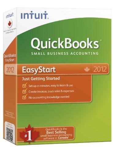 Quickbooks Easystart 2012 Win