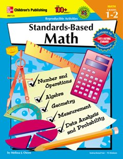 STANDARDS-BASED MATH GR. 1-2 100+ - 1