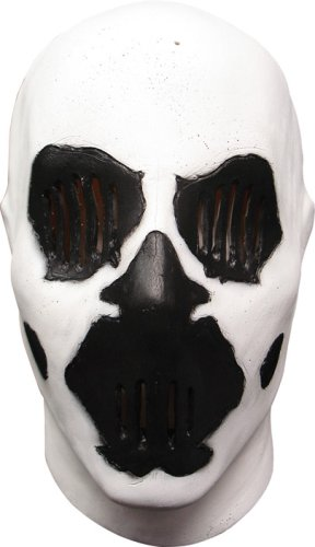 DC Comics Watchmen Rorschach Deluxe Latex Mask