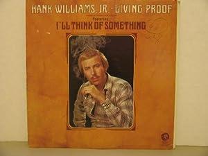 Hank Williams Jr Living Proof Lp Vinyl Amazon Com Music