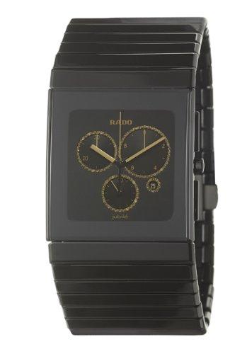 Rado Ceramica Chronograph Men's Quartz Watch R21714712