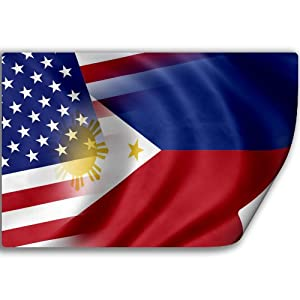 how to go to usa from philippines