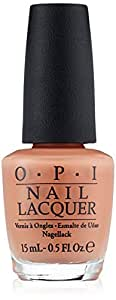 OPI Nail Lacquer, Simmer and Shimmer, 0.5-Fluid Ounce