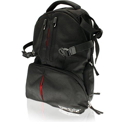 igadgitz-schwarz-wasserbestandig-slr-dslr-kamera-laptop-reise-backpack-fur-nikon-bridge-1-v1-coolpix