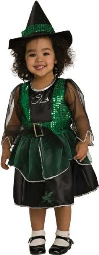 Costumes For All Occasions RU885765SM Wiz Of Oz Wicked Witch Ch Sm