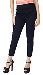 LAWMAN PG3 Women's Jeggings (PG-03 CDJG-36 FLXCFT CRBNBL_S, Blue, S)
