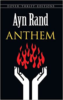 ANTHEM by Ayn Rand, Book Review