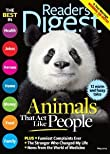 Reader's Digest Large Print Magazine (1 Year)