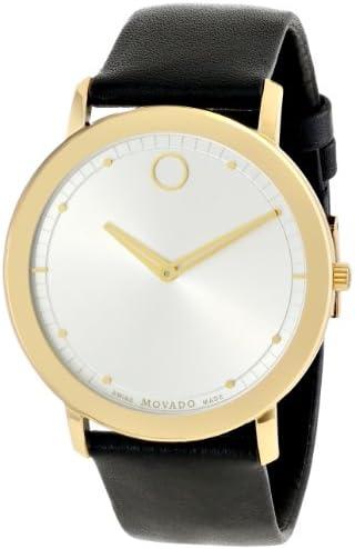 Movado Movado TC Gold-Plated Men's Watch
