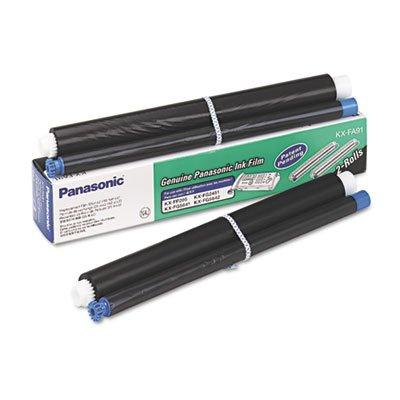KXFA91 Film Roll Refill, Black, 2 Rolls/Box, Sold as 1 Box, 2 Each per Box