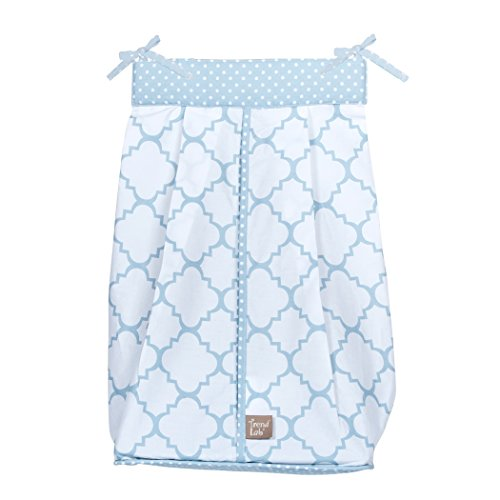Trend Lab Blue Sky Diaper Stacker