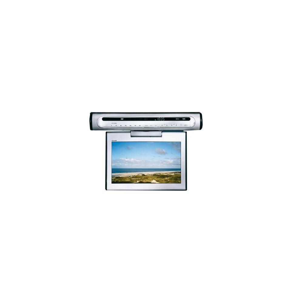 39cm Flipdown Unterbau LCD Fernseher DVB T Küche 12V on ...