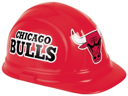 NBA Chicago Bulls Hard Hat at Amazon.com