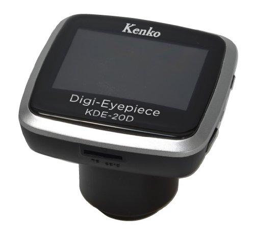 Kenko 430200 Digi-Eyepiece For Telescope Kde-20D (Black)
