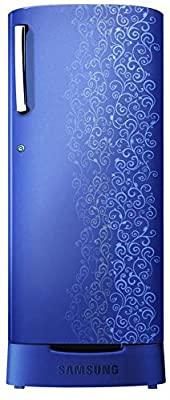 Samsung RR19H1844VJ/HL Direct-cool Single-door Refrigerator (192 Ltrs, 4 Star Rating, Royal Tendril Violet)