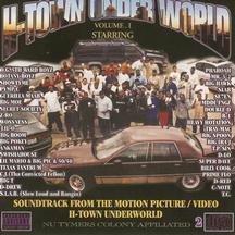 SHOWTYME: H-TOWN UNDERWORLD (BONUS CD)