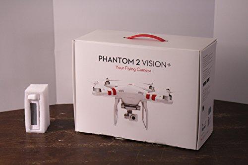 DJI Phantom 2 Vision Plus V3.0 with extra battery (Phantom 2 Vision+ compare prices)