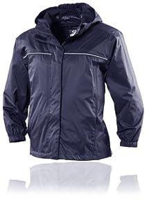 Gelert Girls Rainpod Jacket - True Navy, Size 5/6