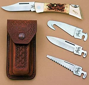 Xxchanger W Gut Hook Gift Set Amber by Case