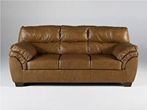 Nutmeg Sofa by Ashley Furniture