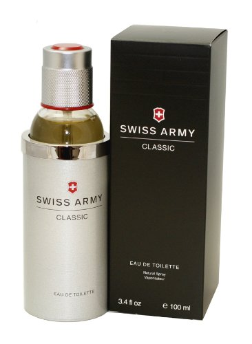 Swiss Army By Swiss Army For Men. Eau De Toilette Spray 3.4 Ounces