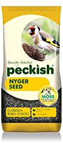 Peckish 2Kg Nyger Bird Seed